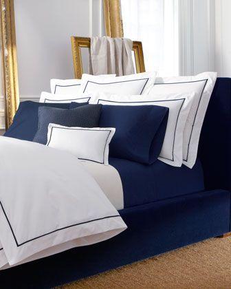 Ralph Lauren Nautical Bedding | Ralph Lauren Palmer Bedding - Horchow