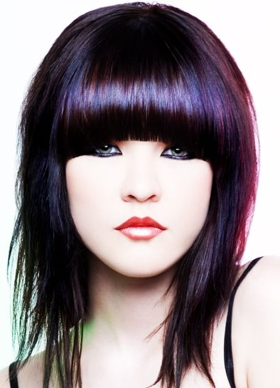 pictures of emo hairstyles for girls | Latest Medium Length Emo Hairstyles for Girls | Hair Summary