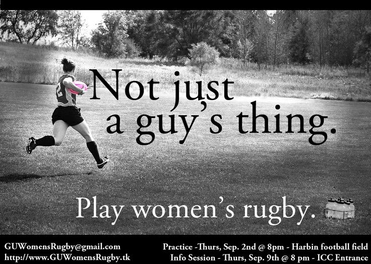Definitely not just a man's game. For all you women out there playing rugby, show the boys how its done!!!!! Download the ScoreStream app to follow your favorite teams, score games, and post photos. Post game updates via Twitter, Facebook, SMS or via the ScoreStream website to share with friends and family! Follow us https://www.facebook.com/scorestream/timeline and https://twitter.com/scorestream