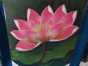 Lotus Paintings - Bing images