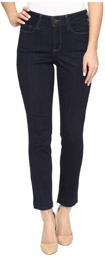 NYDJ Alina Ankle w/ Released Hem in Sure Stretch Denim in Mabel Women's Jeans