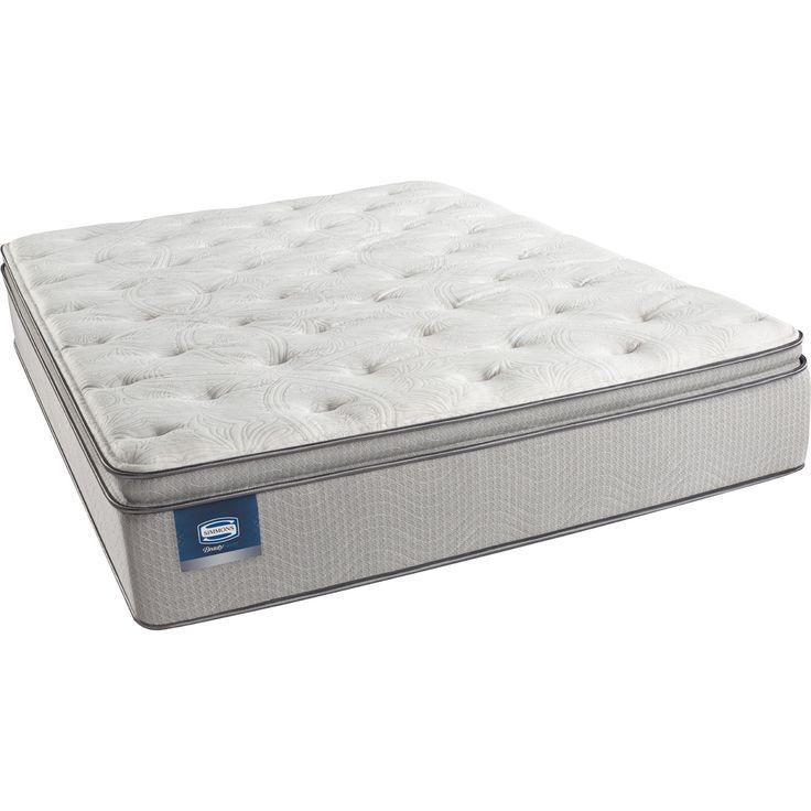 Simmons Beautyrest Beautysleep Starfall Plush Pillow Top Mattress