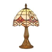 Prezent 127 - Asztali lámpa TIFFANY 1xE14/40W/230V