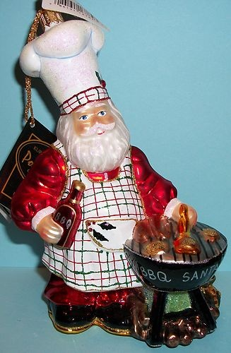 15 best BBQ Christmas Ornaments images on Pinterest | Christmas ...