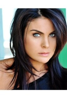 Nadia bjorlin redline blue shirt