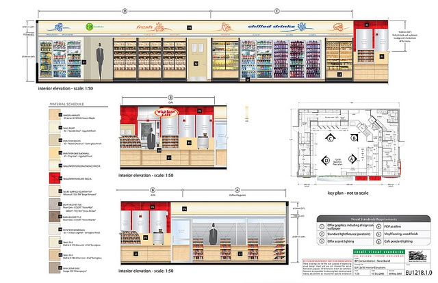 Convenience Store, Floor Plans And Floors On Pinterest