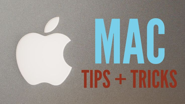 Useful Mac Tips & Tricks That You May Not Be Aware Of.. I wasn't