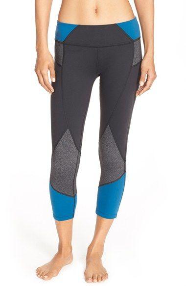 Beyond Yoga Capri Leggings available at #Nordstrom