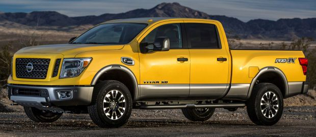 2016 Nissan Titan XD: It's a heavy-duty light-duty pickup
