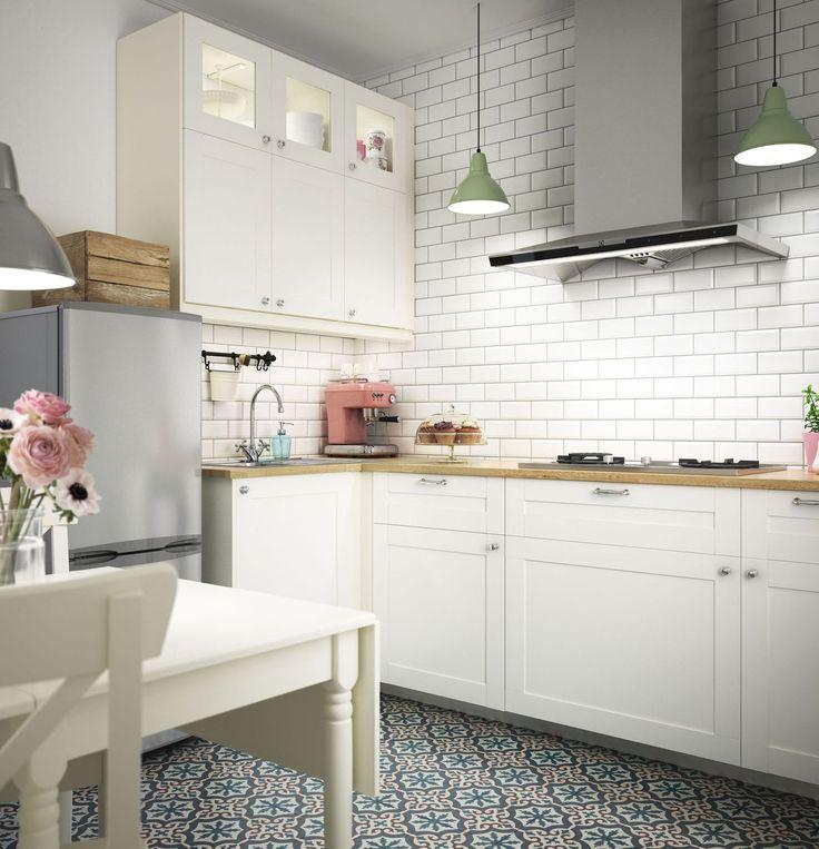 9 best Ikea Küchen images on Pinterest | Ikea kitchen, Kitchen ideas ...