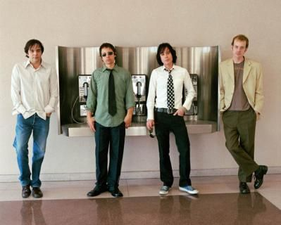 Fountains of Wayne-I listen to their music every day.  Great band!!