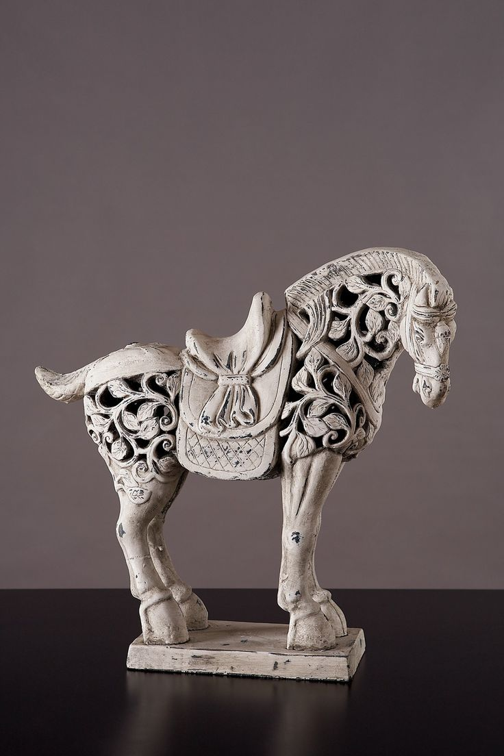Statements by J  Tang Horse Sculpture  $195.00