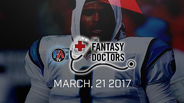 Video: The Fantasy Doctor: Cam Newton - Fantasy Alarm