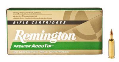 Remington Premier AccuTip Centerfire Rifle Cartridge Ammo - .243 Winchester - 95 Grain #Ammunition #Ammo #CheapAmmo #CheapAmmunition