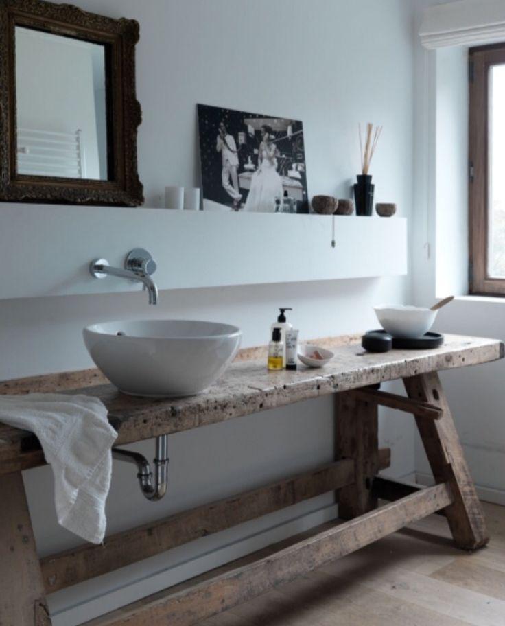 Bathrooms On Pinterest Craftsman Vanities And Beach House Bathroom