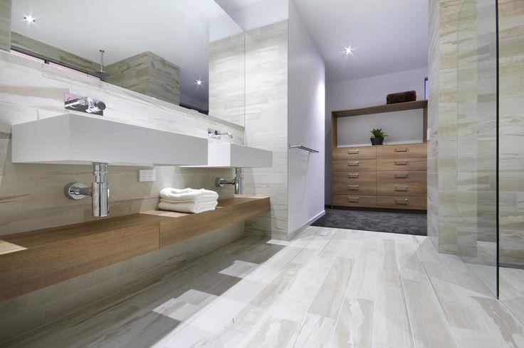 polytec sepia oak ravine - Display Home - Bond St, Pelican Waters - Planet Homes Qld | Luxury Home Builders Sunshine Coast