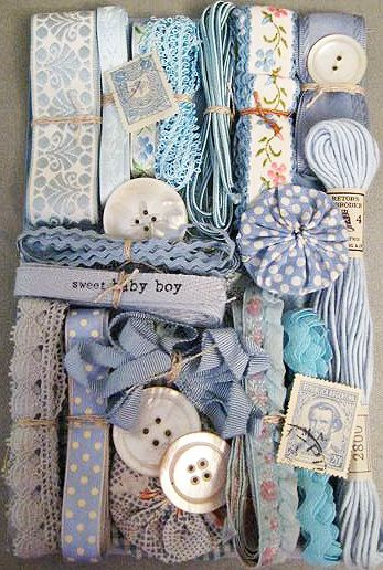 Crazy Quilt Embellishment Assortment