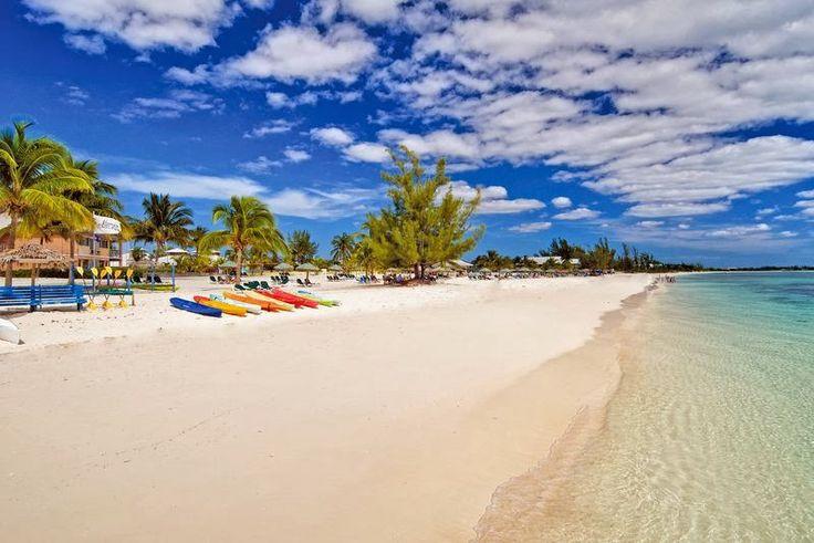 Caribbean vakantie: Bahama's vakantie voor mensen die ontspanning zoeken, watersporters en duikers