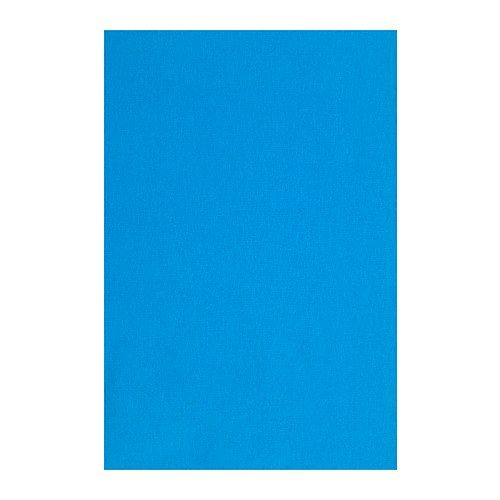 Gorgeous bright blue fabric for pillows or curtains