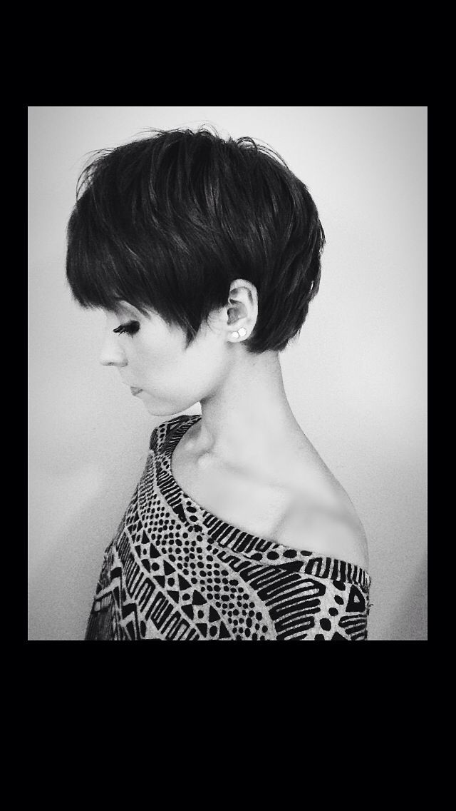 I love this cut so much, if only I had the face shape for it :-(