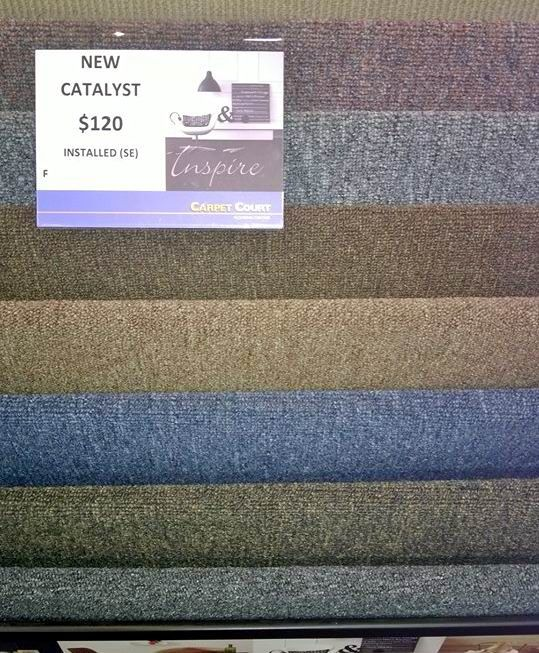 New Catalyst - polypropylene, hard wearing. $120 per L/M