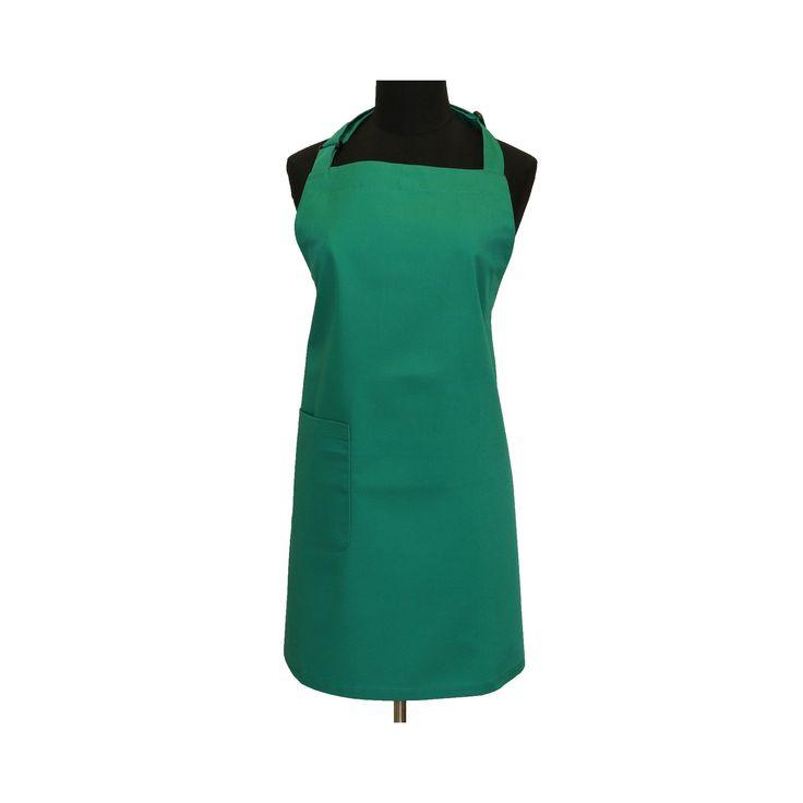 Emerald Classic Bib Apron