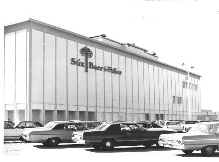 Stix, Baer and Fuller  Crestwood Plaza Crestwood, MO This, along with Famous Barr, was my mother's favorite place to shop.