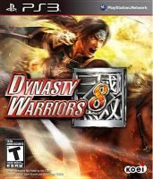 Dynasty Warriors 8 - XBox 360 & PS3