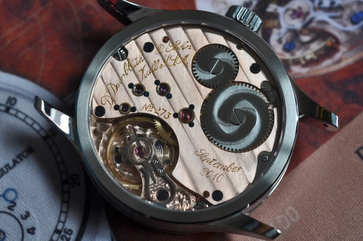 D.Dornblueth & Sohn   Caliber 99.1 movement