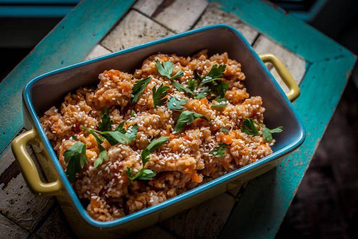 Szybki sposób na to, by kasza jaglana z warzywami korzeniowymi zagościła na Waszych stołach jesienią!