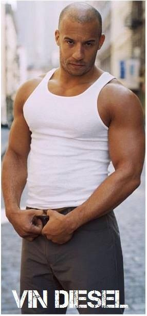 vin diesel Mmmmm never gets old seeing my future x husband lol