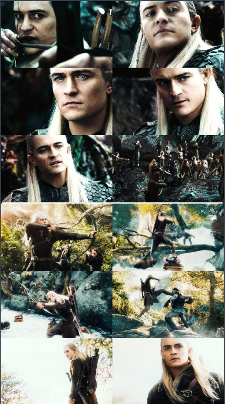 Legolas, The Desolation of Smaug