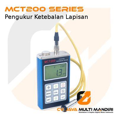 Pengukur Ketebalan Lapisan MCT200 Series