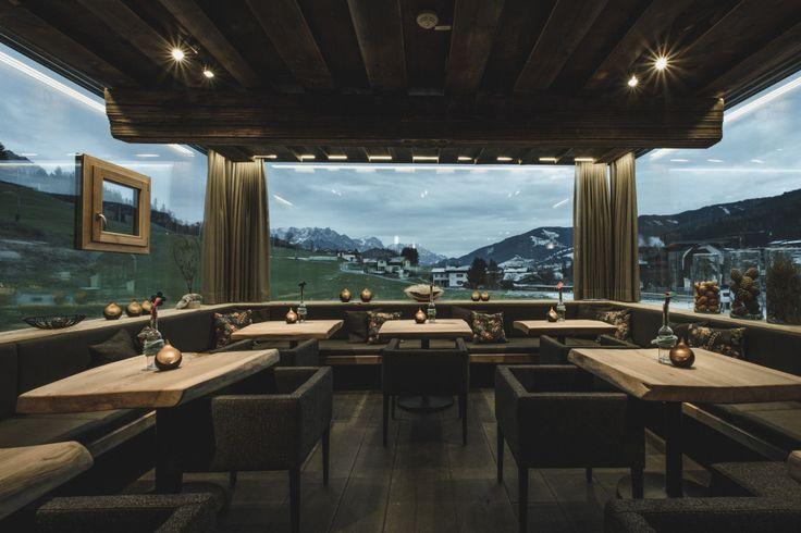 Restaurant Mama Thresl - Hotel in Leogang - urbaner Flair in den Alpen www.mama-thresl.com/de/index/1-0.html
