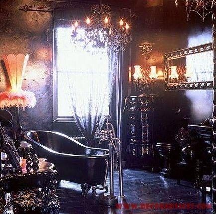 Top 10 Bathroom Ideas For 2017 Decor Advices Gothic Themed