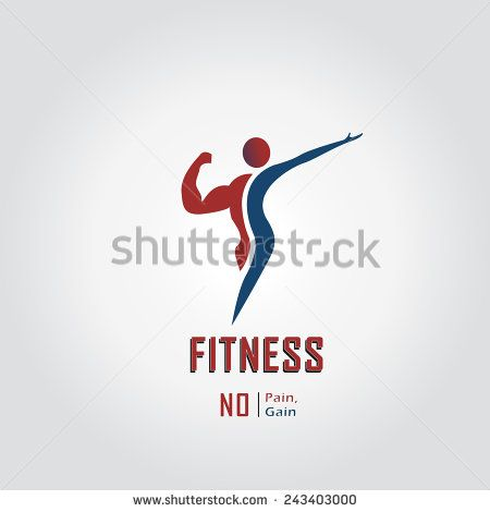 See A Rich Collection Of Stock Images Vectors Or Photos For Fitness Logo You Can Buy On Shutterstock
