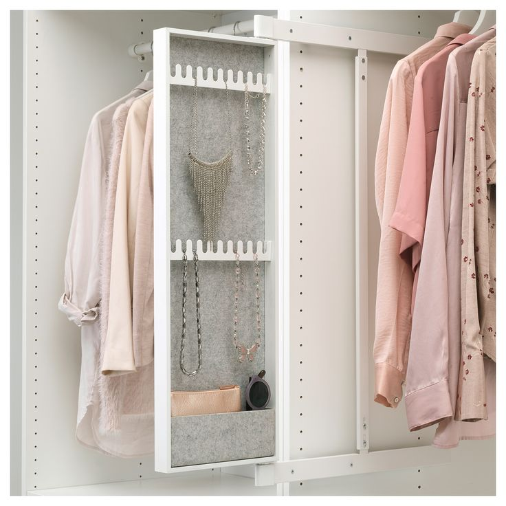 Ikea Komplement Pull Out Mirror With Hooks White Ikea Komplement Mirror With Hooks Ikea