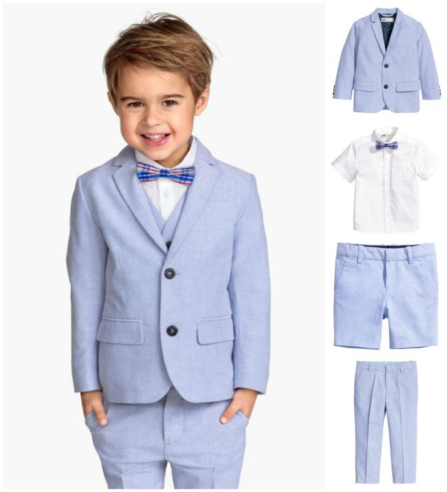 How cute would this little page boy look at your destination wedding?! | See this outfit and more suggestions http://www.youmeantheworldtome.co.uk/saturday-shopping-edit-page-boy-suits-shorts/