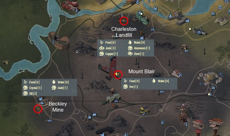 Fallout 76 Resource Locations Map Yahoo Image Search Results Fallout Location Map Workshop