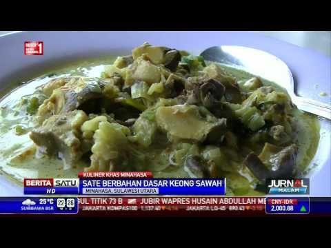 Sate Kolombi Manado Yang Tiada Duanya - Kuliner Manado