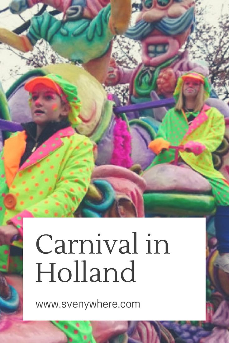 How do people celebrate Carnival in the Netherlands? This is how I celebrated Carnival and how I normally celebrate it. Learn here what we Dutch people will do during Carnival. This is the best local experience you can get for Carnival in the Netherlands. And don't forget to travel here next year and celebrate the party.