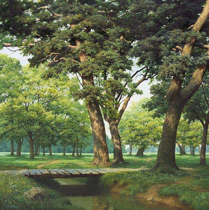 A perfeição da natureza nas mãos de um grande artista!