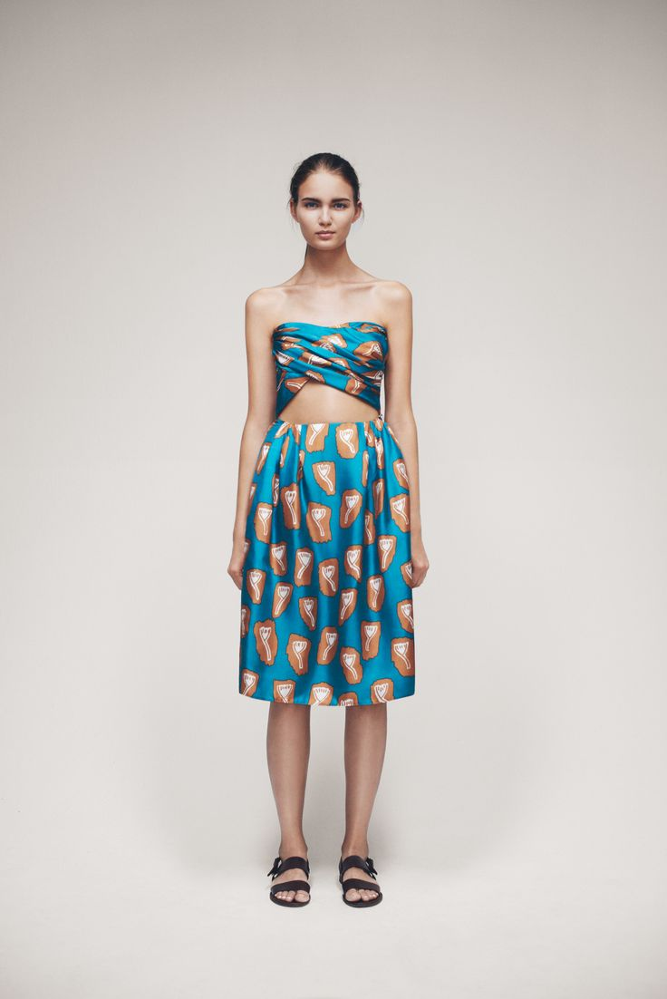 Tuliki Dress | Samuji SS15 Seasonal Collection