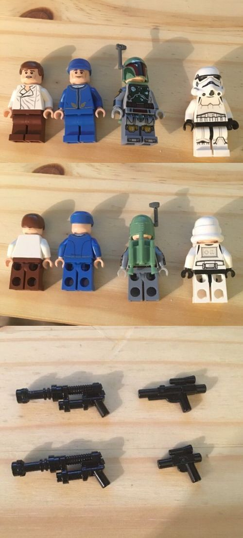 Minifigures 19001: Lego 75060 Slave 1 Mini Figures Minifigs Free Shipping -> BUY IT NOW ONLY: $57.99 on eBay!