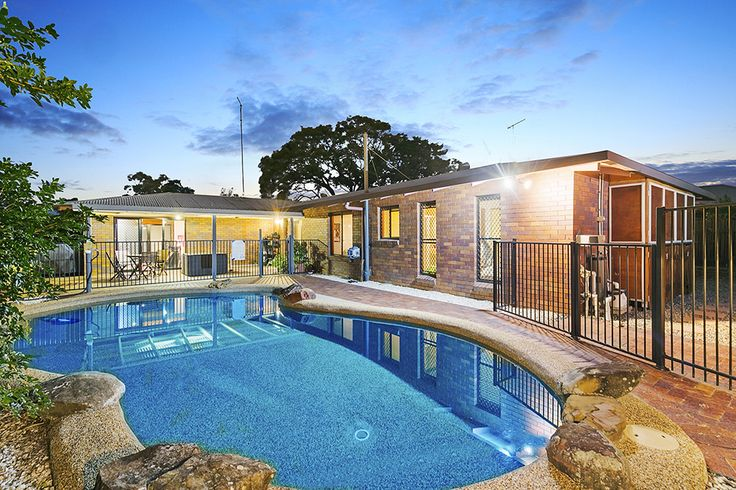 WISHART 25 Cummin Street...With a variety of living and entertaining areas, this three bedroom residence appeals to growing families or first home buyers.