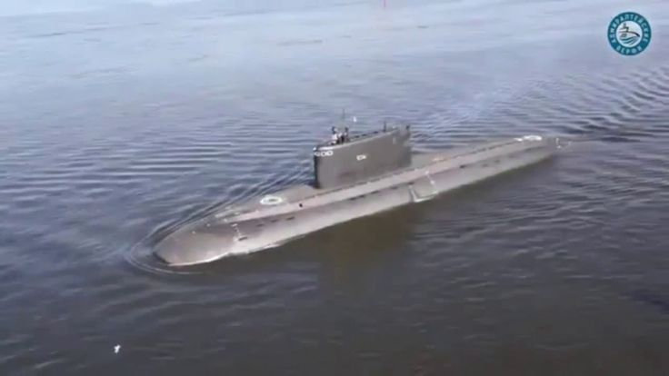 """Submarino Ruso """"fantasma"""" asustó a la OTAN"""