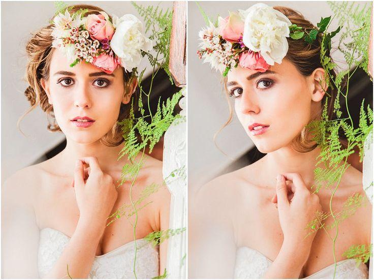 #FlowerGrown Helder somer blomme gestileerde fotosessie | Mooi Troues