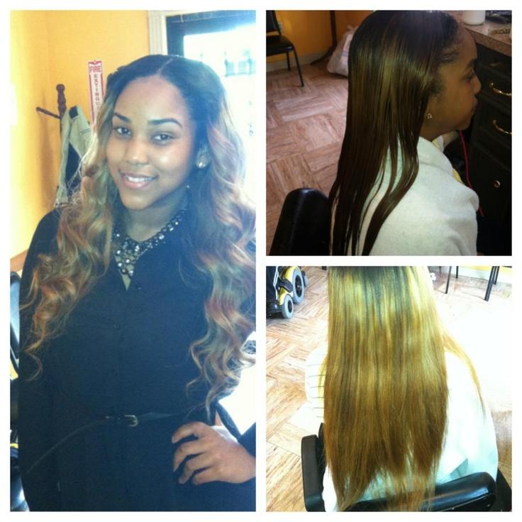 Custom dye. All hair comes in 1b. Hair, Hair styles