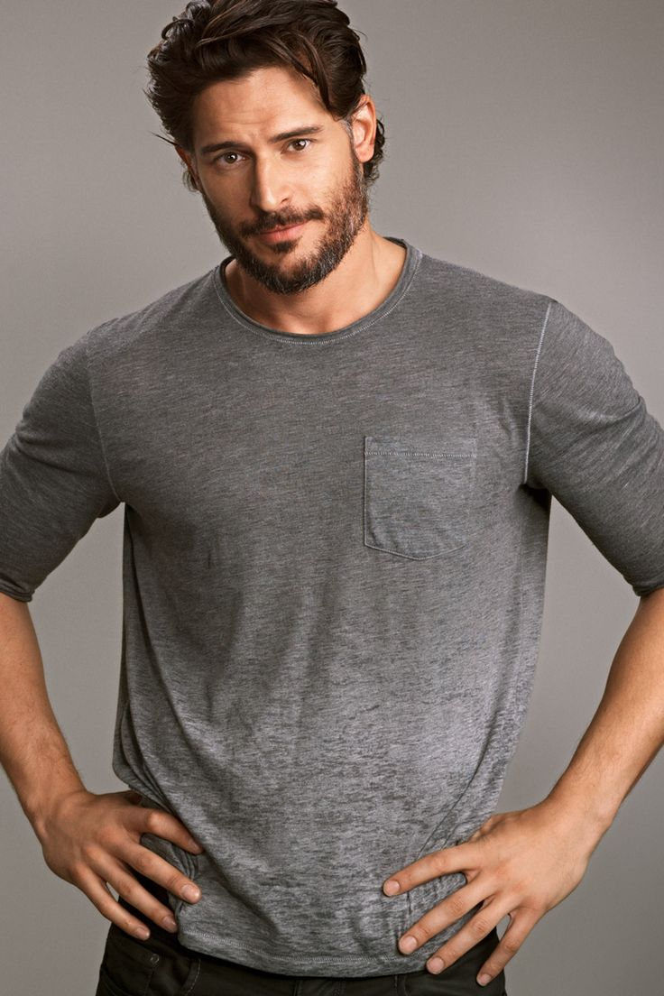 With brains to match all that brawn, Joe Manganiello is more than meets the eye. Though the 'True Blood' star plays a brute on TV, he's actually just a gentleman in wolf's clothing.