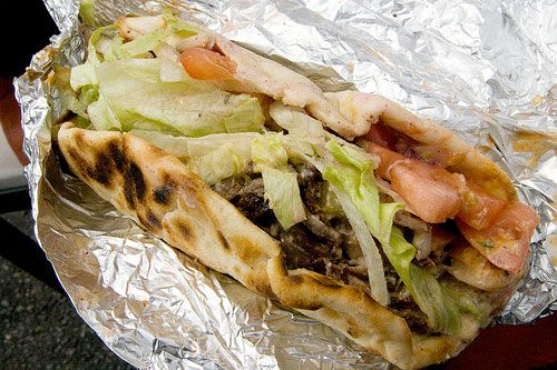 The King of Falafel and Shawarma